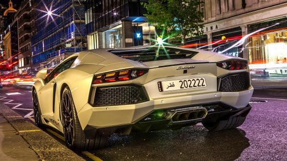 2017 Lamborghini Aventador wallpaper