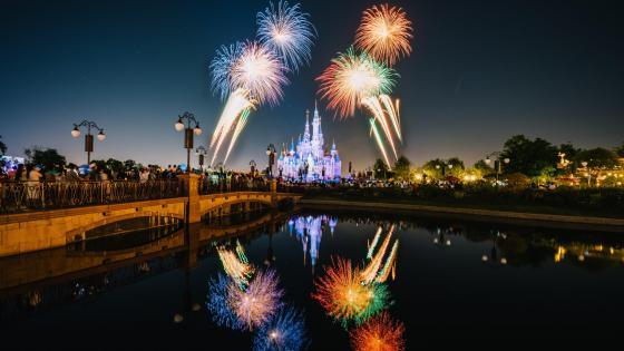 上海迪士尼乐园 (Shanghai Disneyland Park) wallpaper