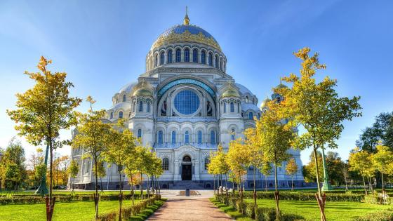 Naval Cathedral wallpaper