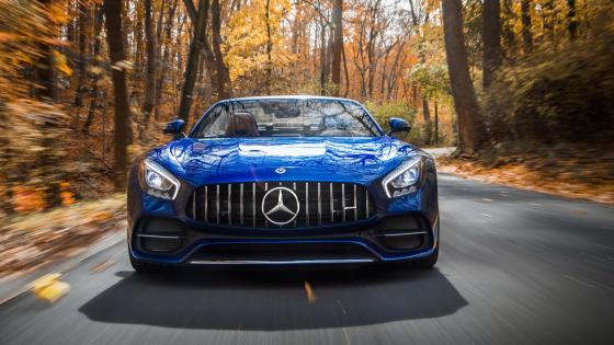 Mercedes-AMG GT C Roadster wallpaper