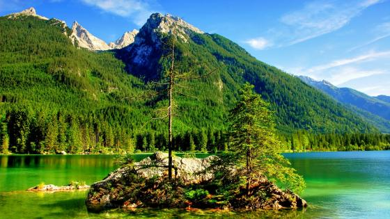 Hintersee, Germany wallpaper