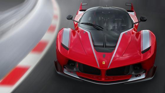 Ferrari FXX-K wallpaper