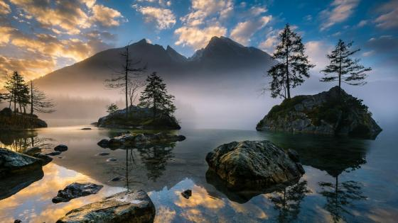 Hintersee (Germany) wallpaper