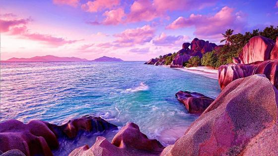 La Digue wallpaper