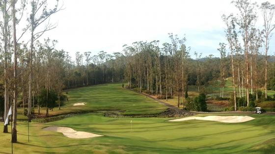 Bonneville Golf Course NSW wallpaper