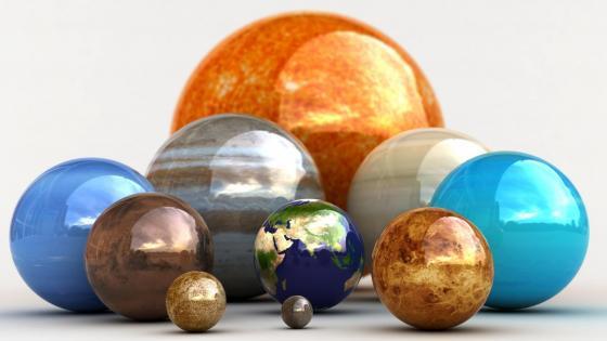 太阳系 (Solar system) wallpaper