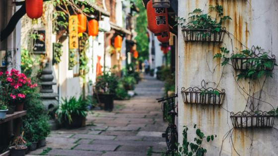 Xiaohe Street, Hangzhou wallpaper