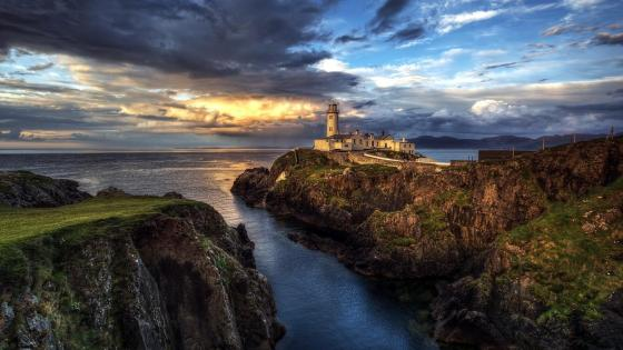 Fanad Head Lighthouse wallpaper