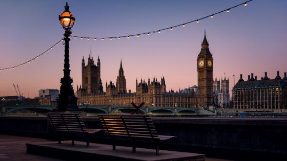 Big Ben and Houses of Parliament, Westminster, London wallpaper