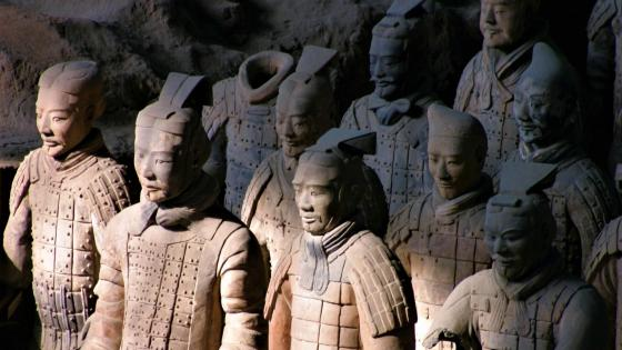 Terracotta Warriors wallpaper