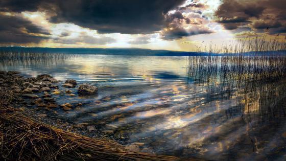 Lake Ohrid wallpaper