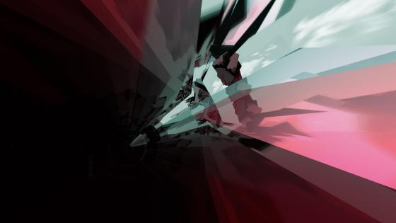 Creative abstract art wallpaper