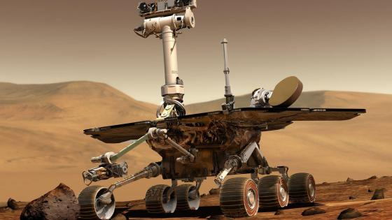 Mars Exploration Rover wallpaper