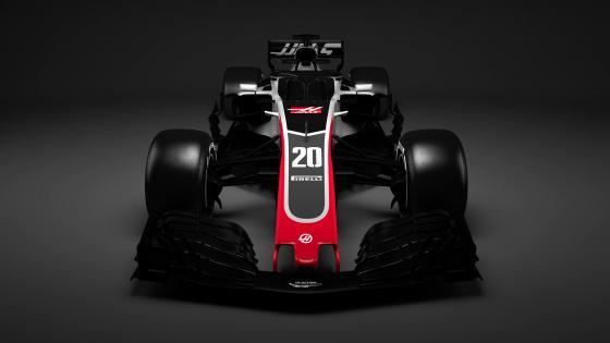 Haas-F1-MAG wallpaper