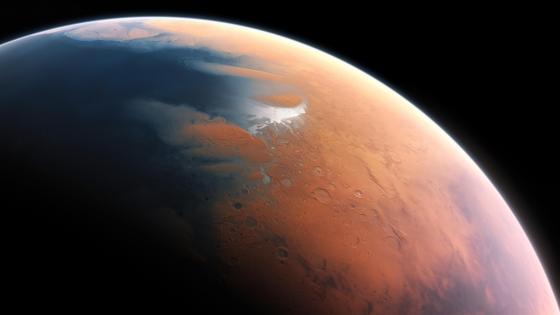 Planet Mars wallpaper