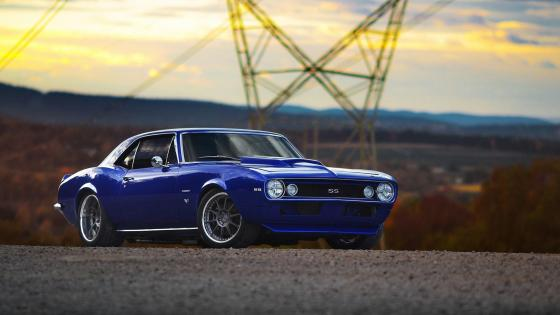 1967 Chevrolet Camaro SS wallpaper