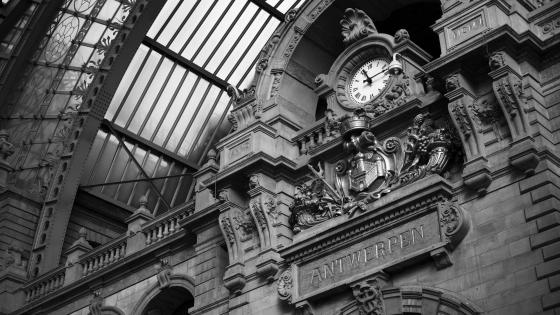 Antwerpen-Centraal Station wallpaper