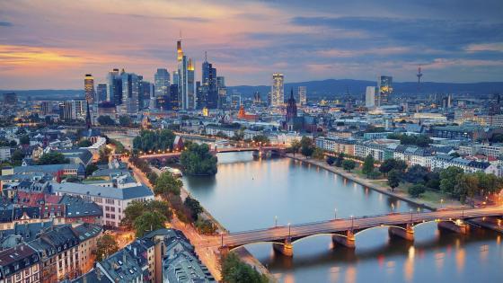 Frankfurt (Germany) wallpaper