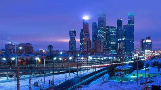 Presnensky District, Moscow, Russia