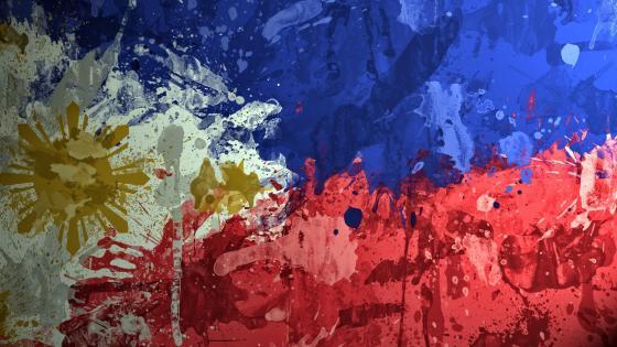 Philippines flag wallpaper