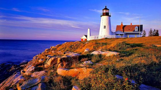 Pemaquid Lighthouse wallpaper