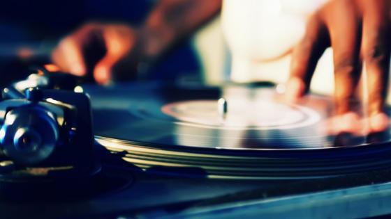 DJ Mixing wallpaper