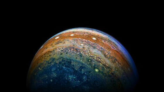 Jupiter - NASA Juno Mission wallpaper