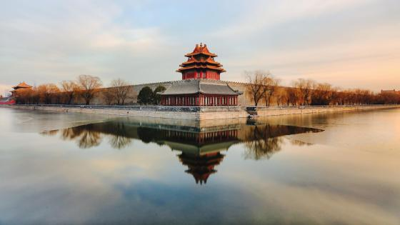 The Palace Museum (Forbidden city, China) wallpaper