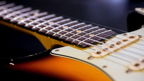 Fender Stratocaster guitar wallpaper
