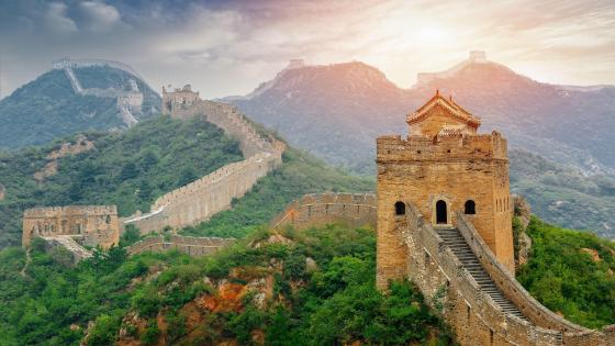 The Great Wall at Jiankou wallpaper