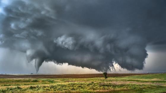 Tornado wallpaper