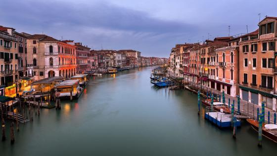 Grand Canal (Venice) wallpaper