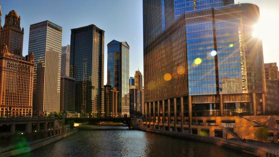 Chicago River (Chicago) wallpaper