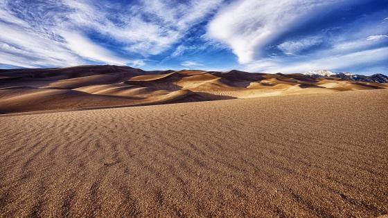 Great Sand Dunes National Park wallpaper
