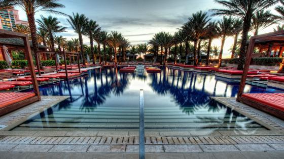 Atlantis Resort wallpaper