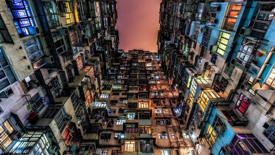 Yick Cheong Building (Hong Kong) wallpaper