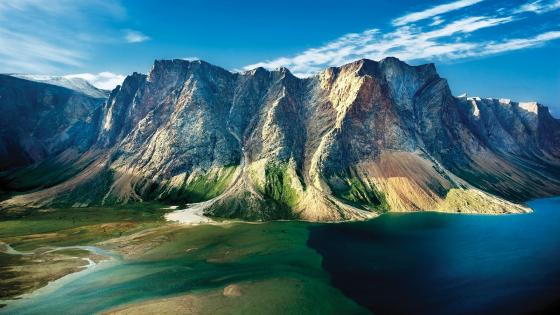 The Torngat Mountains (Newfoundland and Labrador) wallpaper