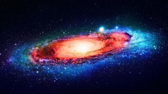 Galaxy of Andromeda wallpaper