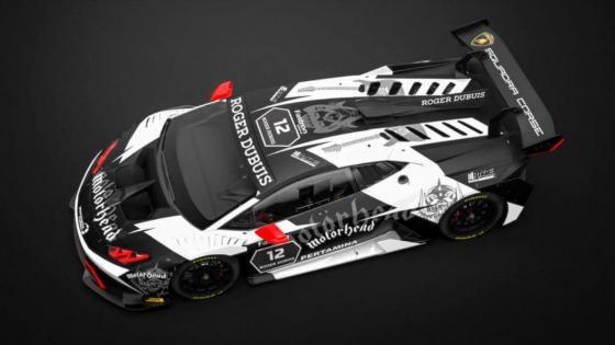 Super Trofeo Motörhead Lamborghini Huracan wallpaper
