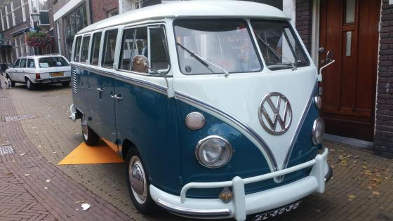 VW T2 wallpaper