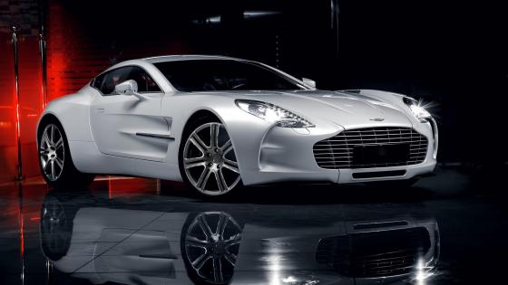 Aston Martin One-77 wallpaper