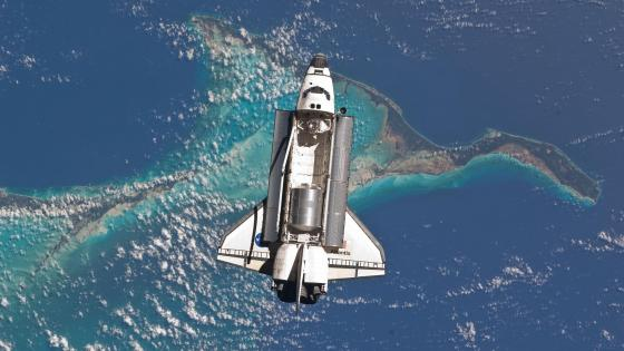Space Shuttle Atlantis wallpaper