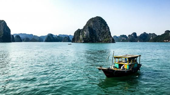 Halong Bay wallpaper