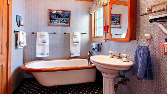 Bathroom Interior wallpaper