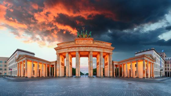 Brandenburg Gate (Germany) wallpaper