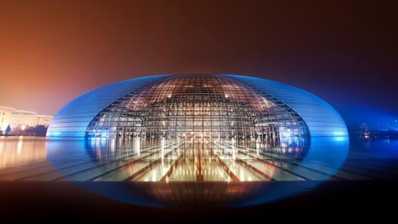 National Centre for the Performing Arts (Beijing, China) wallpaper