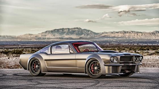 1965 Ford Mustang wallpaper