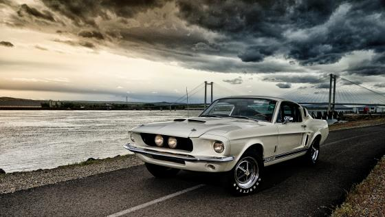 Ford Mustang (first generation) wallpaper