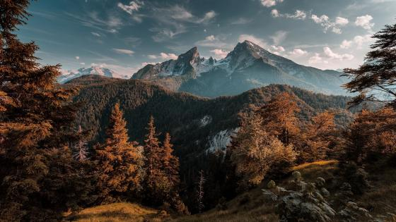 Watzmann wallpaper