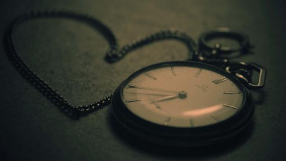 Old Omega pocket watch wallpaper